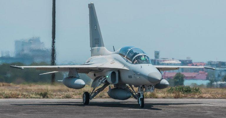 PAF Gets 2 More FA-50PH Jet Fighters