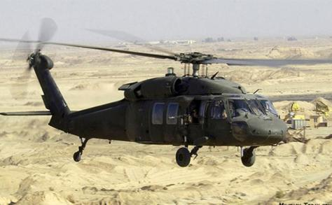 Black Hawk (AFP)