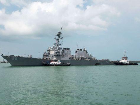 USS JOHN S. McCAIN (Abcnews) 1