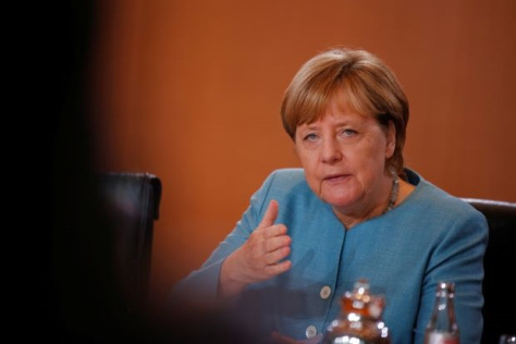 Kanselir Jerman Angela Merkel (Reuters)
