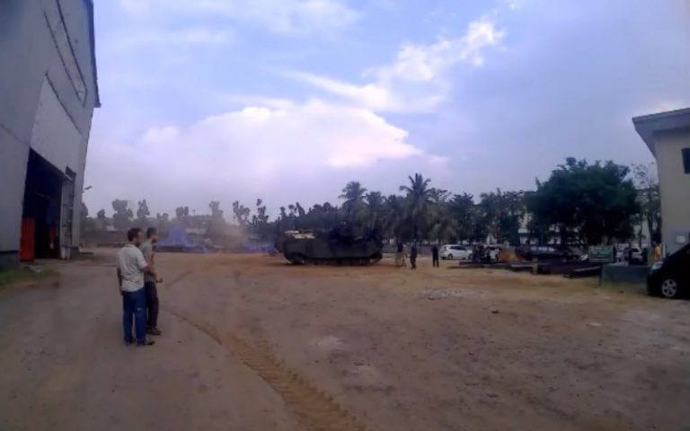 Prototipe Medium Tank (Video) | LANCER CELL