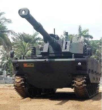 Medium Tank (defence.pk) 4E