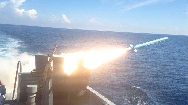 TNI AL Sukses Uji Rudal C-705 dan Torpedo Sut