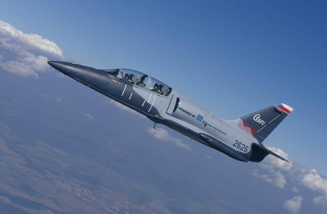 IAI Targetkan Avionik Terpasang Pada Aero L-39NG