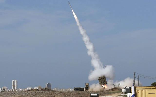 Arab Saudi Membahas Pembelian Iron Dome Israel