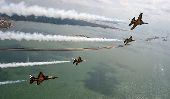 Black Eagles Korsel Tarik Diri dari Singapore Airshow