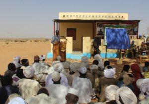 Menyambut HUT ke-57 Kostrad Resmikan Masjid di  Sudan