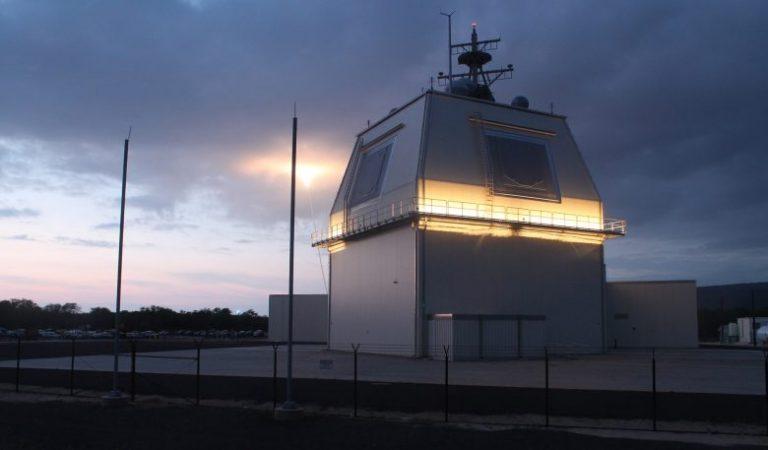 Jepang Pilih Sistem Pertahanan Aegis Ashore Lockheed Martin