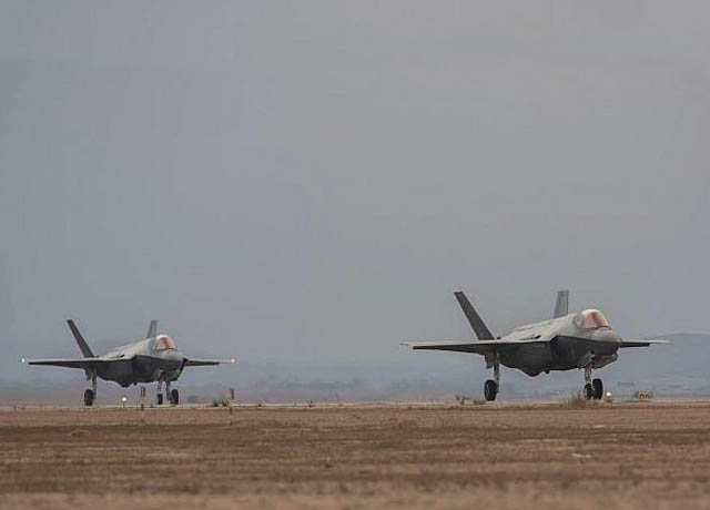Angkatan Laut dan Udara Inggris Berselisih Soal F-35 Baru