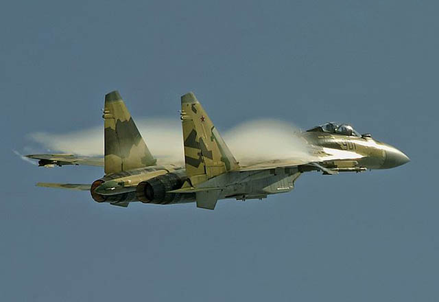 Kena Sanksi AS, Rusia Hadapi Rintangan Kirim Su-35 Indonesia