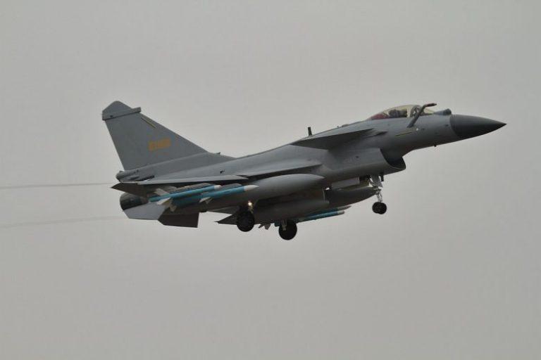 J-10B, Tandem Mematikan Su-35 China