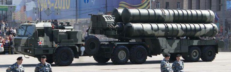 Rusia Siapkan 5 Set Resimen S-400 ke India di Tahun 2023