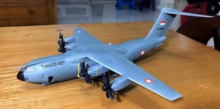 Airbus Siap Pasok Pesawat Tangker dan A400 untuk TNI AU