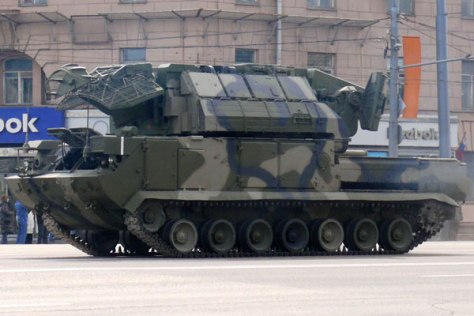 TOR-M2 (Army Technology)