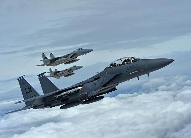 Bukan F-35, Israel Beli Lebih Banyak F-15IA