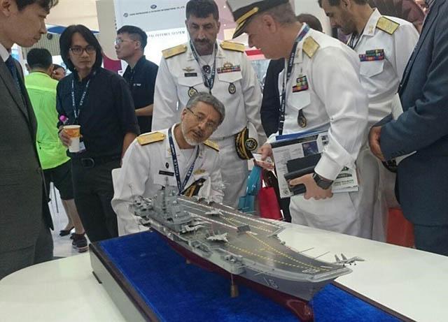 Militer Iran Segera Memiliki Kapal Selam dan Destroyer Baru