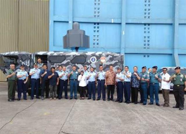 Uji Dinamis Pembuatan Purwarupa Radar Pasif 2018