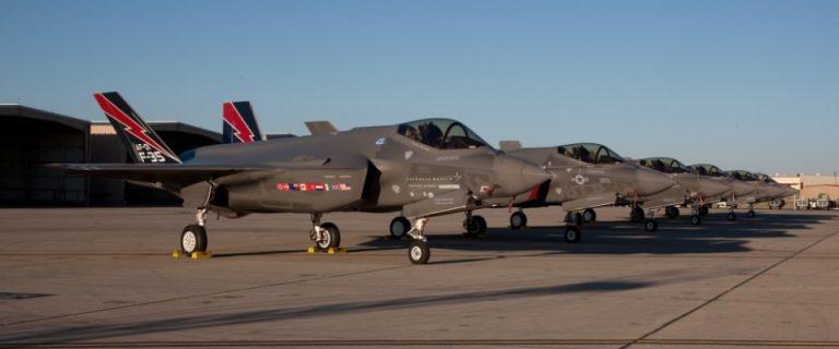 AL dan AU Inggris Beda Persepsi Tentang Jet Tempur F-35