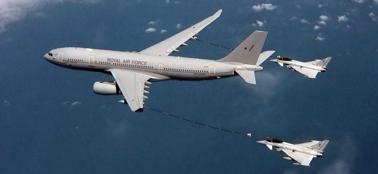 Airbus – LM Bekerja Sama Bangun Pesawat Tanker untuk AU AS
