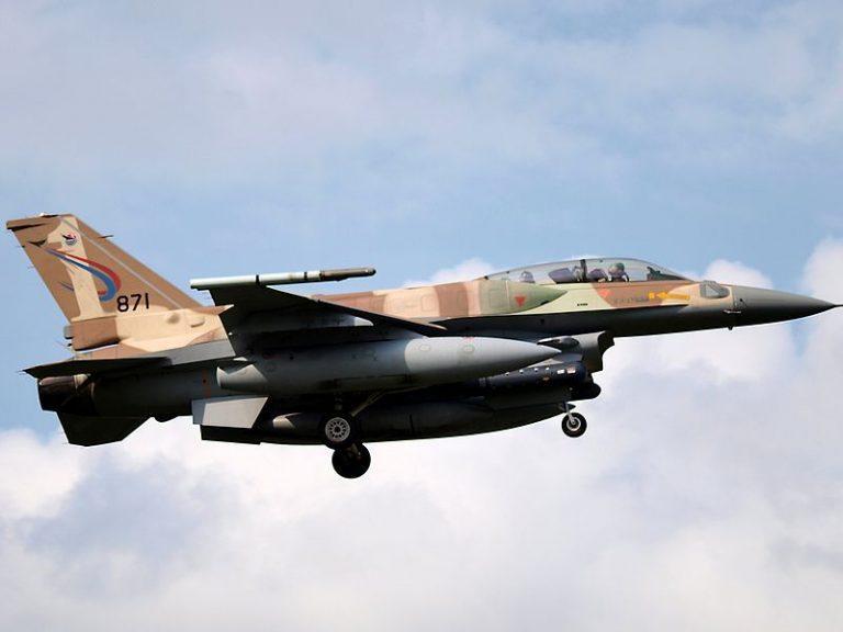 AS Blokir Penjualan F-16 Israel Ke Kroasia