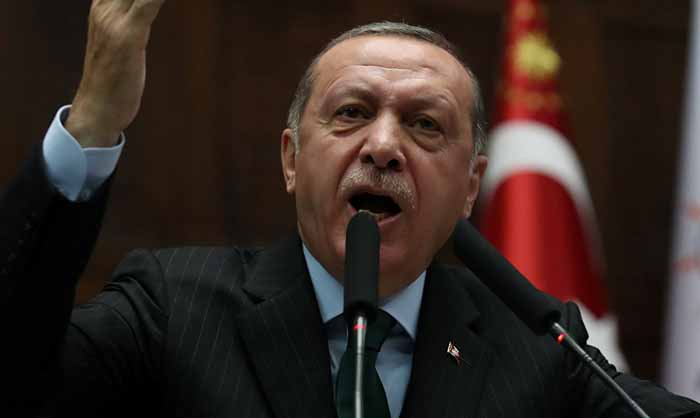 Amerika Pergi dari Suriah, Turki Ambil Alih Perang