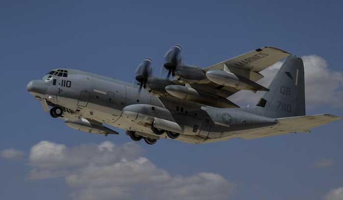 Dua Pesawat Kemungkinan Tabrakan di Udara, 6 Marinir Amerika Hilang di Laut Jepang