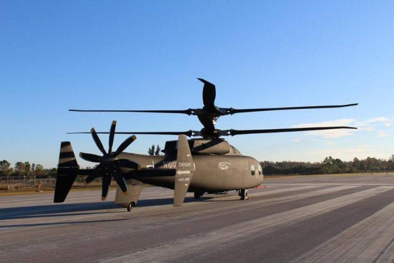 Inilah Penampakan Pertama Helikopter Defiant