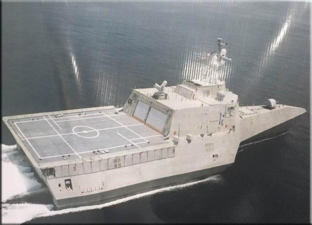 Iran Ungkap Desain Baru untuk Trimaran Militer