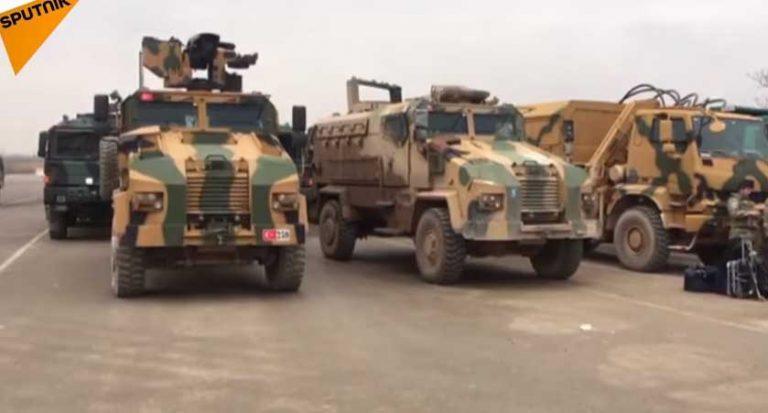 Pertempuran Besar di Depan Mata,Turki Terus Tumpuk Kekuatan di Perbatasan Suriah