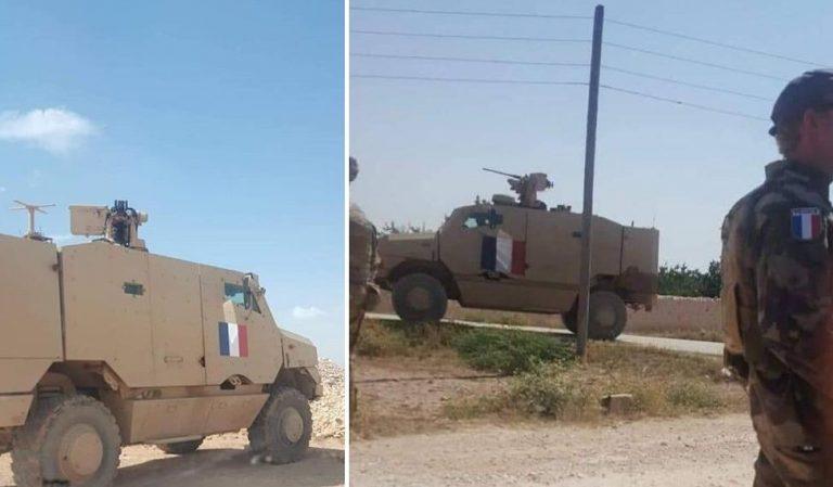 Prancis Ambil Langkah Pertama untuk Menggantikan Pasukan Amerika di Suriah