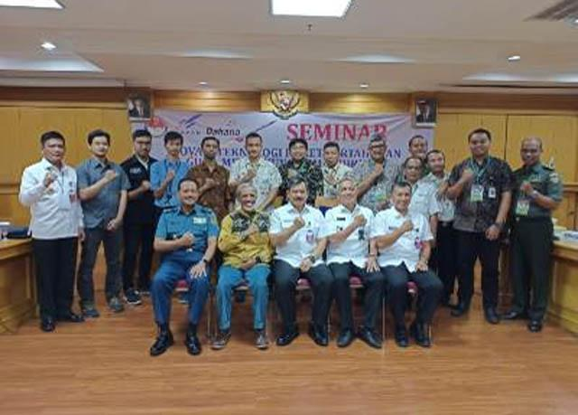 Seminar Litbang Roket 100 Kilometer, R-HAN 450 Tahap II dan III