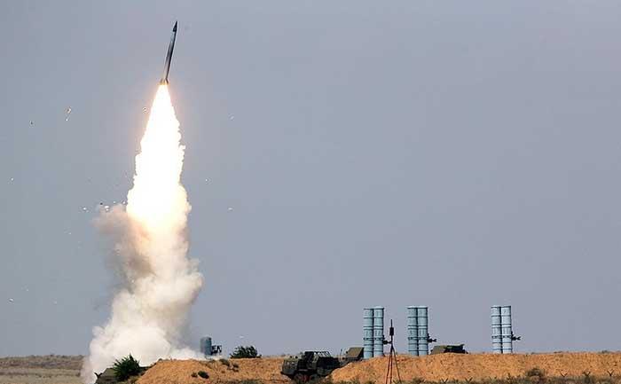 Tembakkan Pertama S-400 China Sukses Rontokkan Rudal Balistik