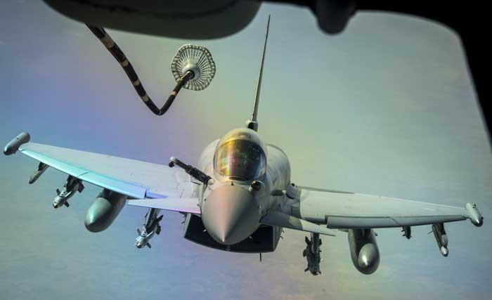 Typhoon Inggris Dikerahkan ke Arktik untuk Misi Pengawalan Rahasia