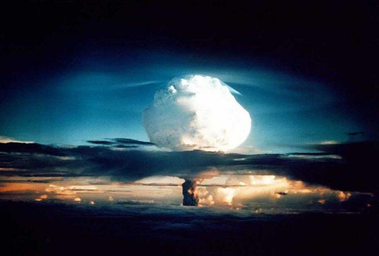 Ukraina Punya Kemampuan Membuat Senjata Nuklir