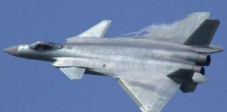 AS Ciptakan Replika Jet Tempur China Untuk Latihan