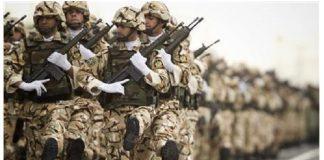 Iran Latihan Perang Dengan Mengerahkan 12.000 Pasukan Elite
