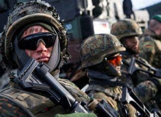 Jerman Berencana Rekrut Tenaga Spesialis Militer Dari Negara Uni Eropa Lainnya