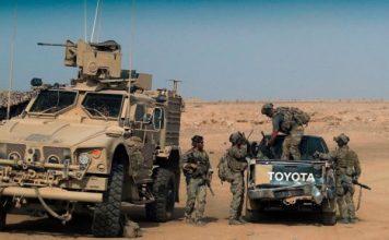 Kubu Penting ISIS Di Suriah Jatuh Setelah Sepekan Digempur