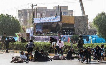 Militer Iran Bersumpah Balas Dendam Atas Serangan Parade Militernya