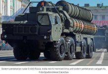 Rusia Akan Pasok Sistem Rudal S-400 Ke India Tahun 2020