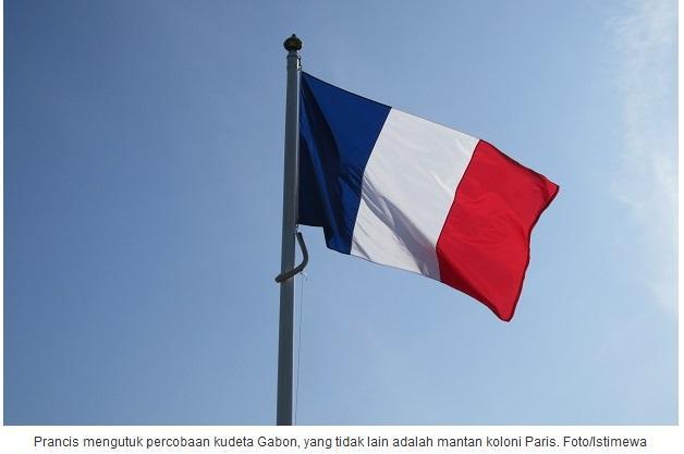 Upaya Kudeta Gagal Di Gabon Mendapat Kecaman Prancis