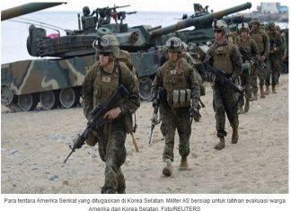 Israel Dilindungi AS Dengan Mengintai Militer Iran Dari Irak
