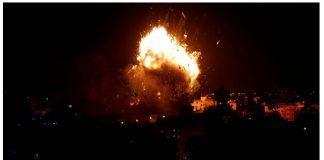 Militer Israel Menjadikan Iran Sebagai Target Di Suriah