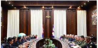 RI-Rusia Eratkan Kerja Sama Sistem Pertahanan