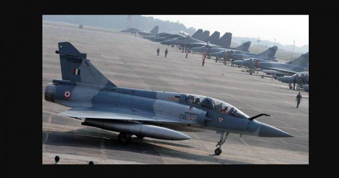 Mirage 2000 India