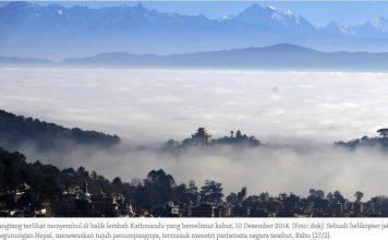 7 Orang Tewas Atas Insiden Jatuhnya Helikopter Di Nepal