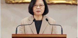 China Meningkatkan Tekanan Militer Terhadap Taiwan