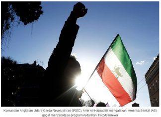 Komandan Iran Klaim Gagalkan Sabotase Senjata Oleh AS