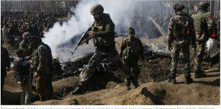 Pakistan Klaim Telah Jatuhkan 2 Jet Tempur India Di Kashmir
