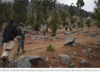 Serangan Mortir India Menewaskan 4 Warga Sipil Pakistan